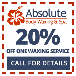 20% One Waxing