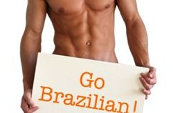 First Time Brazilian Waxing